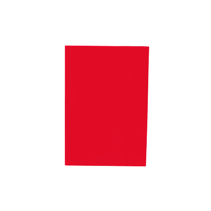 PenCup-flat-blank-red