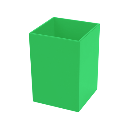 pencup-side-blank-green