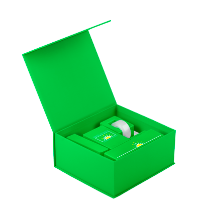 up-giftbox-open-angle-green