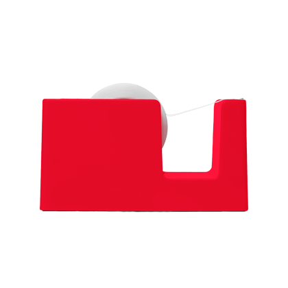 up-tape-web-red-flat-blank