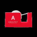 up-tape-web-red-flat-logo