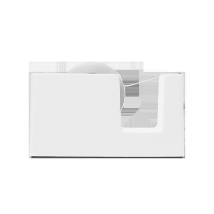 up-tape-web-white-flat-blank