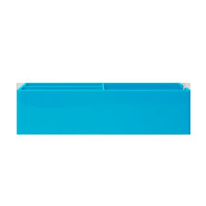 up-tray-brightblue-flat-blank