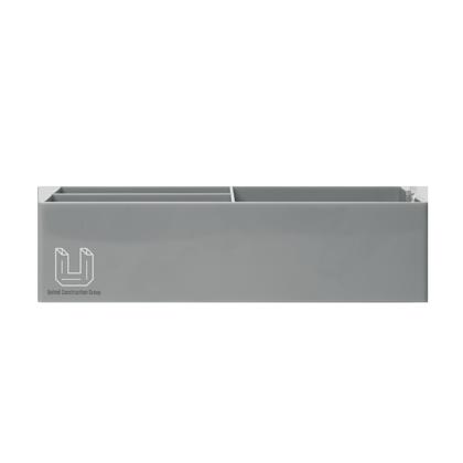 up-tray-gray-flat-logo