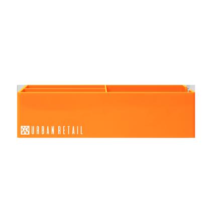 up-tray-orange-flat-logo