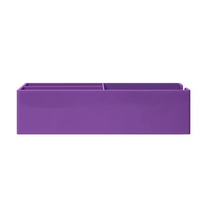 up-tray-purple-flat-blank