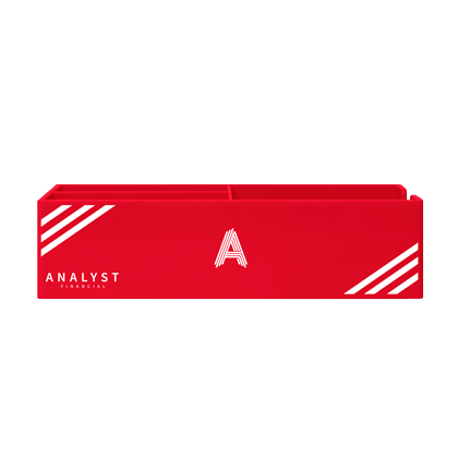 up-tray-red-flat-logo