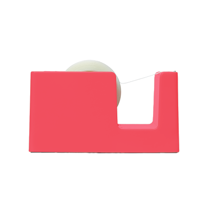 up-tape-web-neon-coral-flat-blank